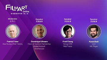 FILMART Online - COVID-19 Streaming Battle Stand Ground & Conquer New Frontier in Asia