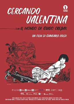 Cercando Valentina.Il mondo di Guido Crepax