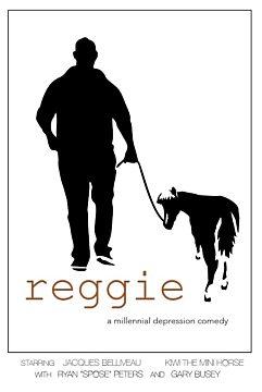 Reggie: A Millennial Depression Comedy