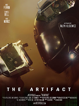 The Artifact (proof of concept for future feature film)