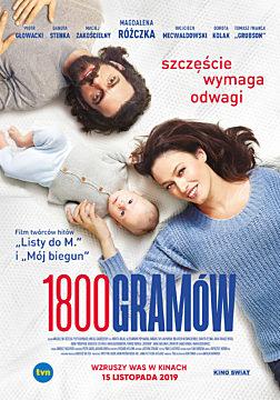 1800 Grams