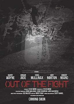 OUT OF THE FIGHT