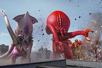 """Monster Seafood Wars"""