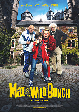 Max & The Wild Bunch