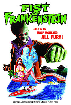 Fist of Frankenstein
