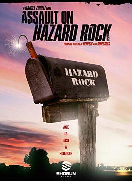 Assault on Hazard Rock