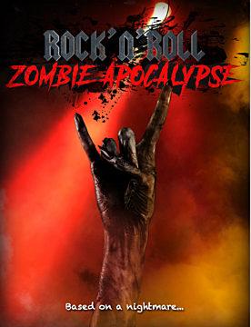 ROCK N ROLL ZOMBIE APOCALYPSE