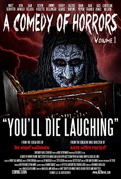 A Comedy of Horrors-Volume 1