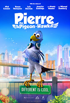 Pierre the Pigeon-Hawk