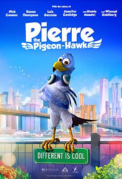 Pierre The Pigeon-Hawk