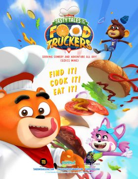 Tasty Tales of the Food Trucker