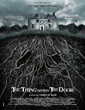 THE THING BEHIND THE DOOR