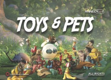 Toys and Pets