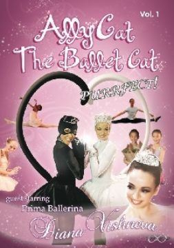 Ally Cat The Ballet Cat
