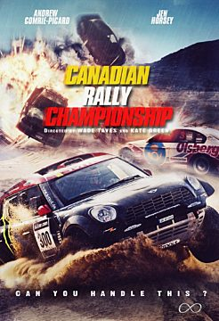Canadian Rally Championship TV Series