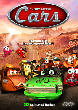 Funny Little Cars TV SERIES