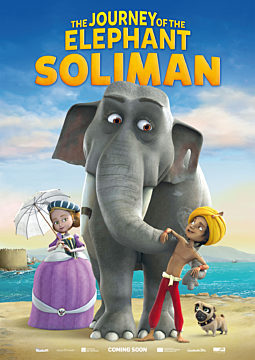 The Journey of the Elephant Soliman