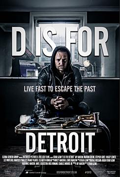 D is for Detroit