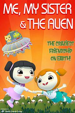Me, My Sister & the Alien