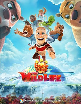 Boonie Bears: The Wild Life