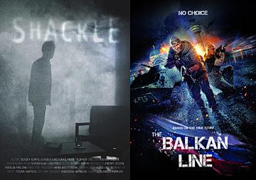 BALKAN LINE / SHACKLE TEASERS