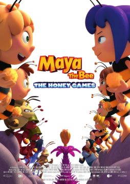 Maya the Bee - The Honey Games