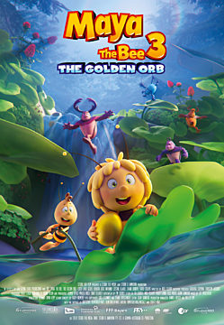 Maya the Bee 3 - The Golden Orb