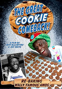 The Great Cookie Comeback: rebaking Wally Amos