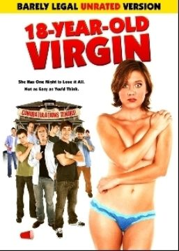 18 YEAR OLD VIRGIN