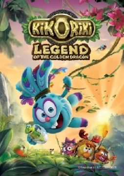 Kikoriki: Legend of the Golden Dragon