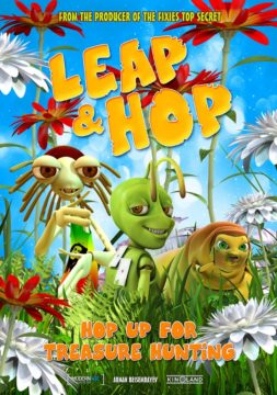 LEAP & HOP (Hop up for Treasure Hunting )