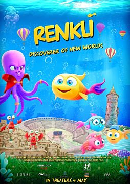 RENKLI DISCOVERER OF NEW WORLDS