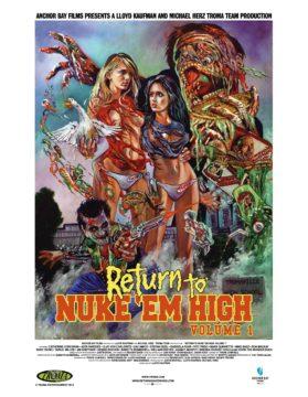 Return to Nuke 'Em High Vol. 1