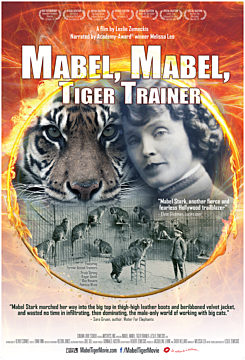 Mabel Mabel, Tiger Trainer
