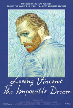 LOVING VINCENT: THE IMPOSSIBLE DREAM