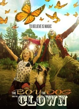 THE BOY, THE DOG, AND THE CLOWN