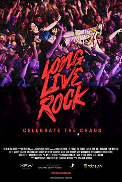 Long Live Rock... Celebrate The Chaos