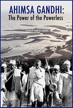 Ahimsa Gandhi: The Power of the Powerless